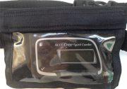 sort insulinpumpetaske til børn fra pump wear