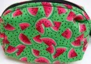 insulinpumpetaske til børn i vandmelonprint fra pump wear