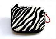 Pump Wear mini-organizer zebra