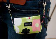 jean jams, grøn med blomster fra pump wear